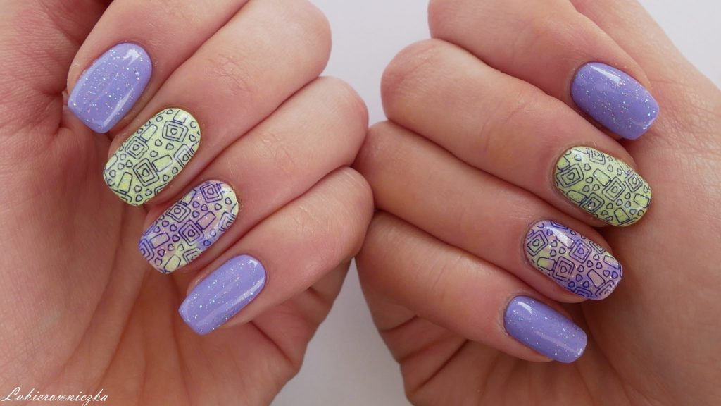 lakiery-na-paznokciach-zdobienie-na-meet-beauty-nailac-179-neo-nail-juicy-lime-stempel-b-loves-plates-rainbows-and-unicorns-Lakierowniczka