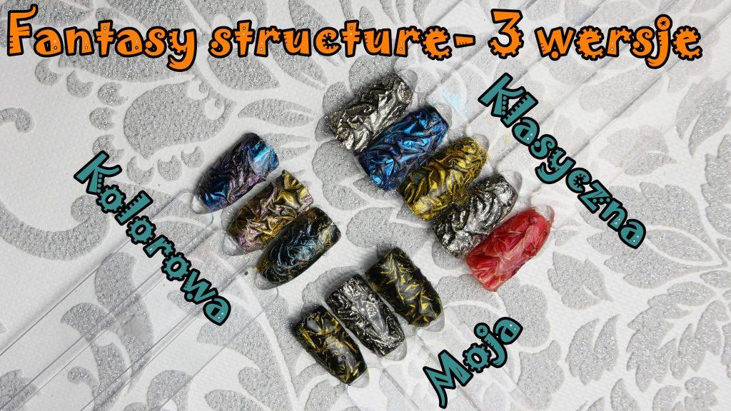 efekt-gietego-metalu-fantasy-structrue-na-paznokciach-3-sposoby-jak-wykonac-krok-po-kroku-Lakierowniczka-efekt giętego metalu- fantasy structure