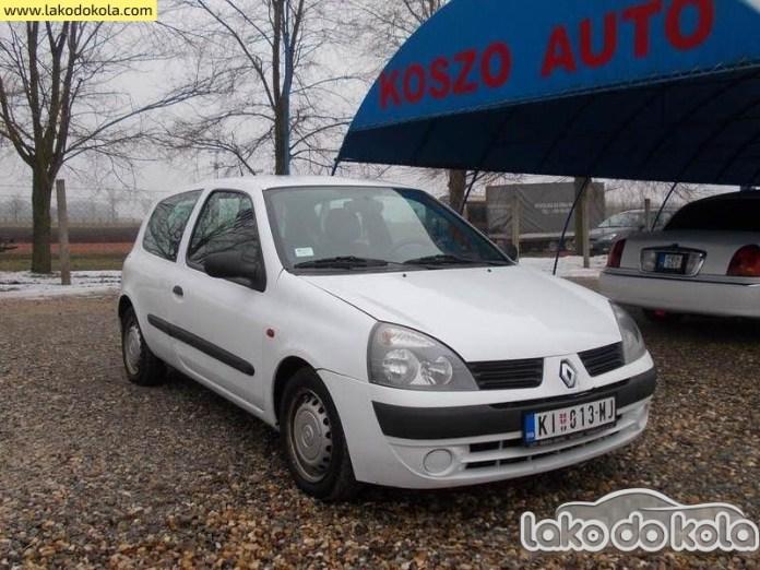 2005 Clio 1 5 Dci