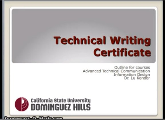 techwriting