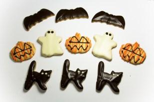 Butter Cookie Halloween Assortment