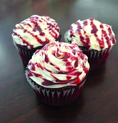 Lakota East Spark Online Spooktacular Recipes Halloween by Ruth Elendu Bloody Cupcakes Recipes Newsmagazine
