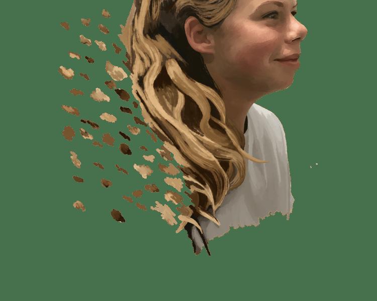Amy Bohorfoush Opinion Column art by McKenna Lewis