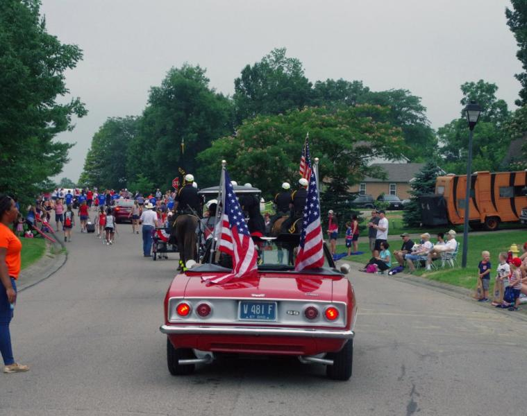 liberty township, 4th of july, lakota, lakota east, lakota east spark, alexandra fernholz, dean hume