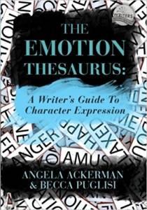 emotional thesaurus angela ackerman