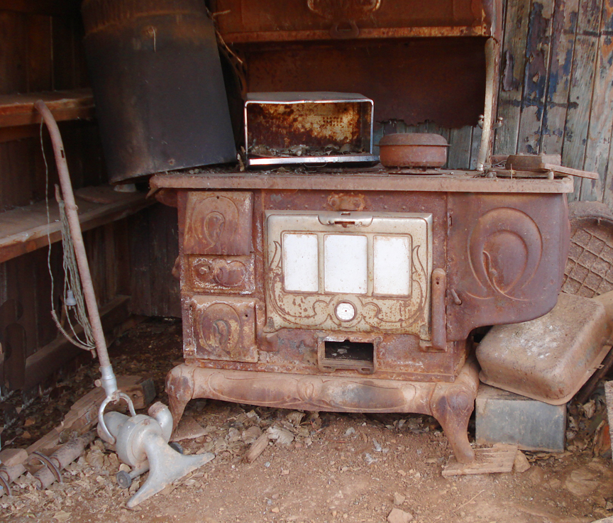 What stoves and gargoyles have in common