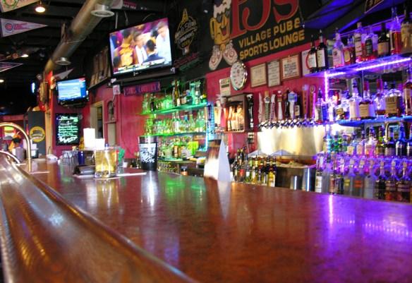 PJs Bar & Grille, Village of Oak Creek