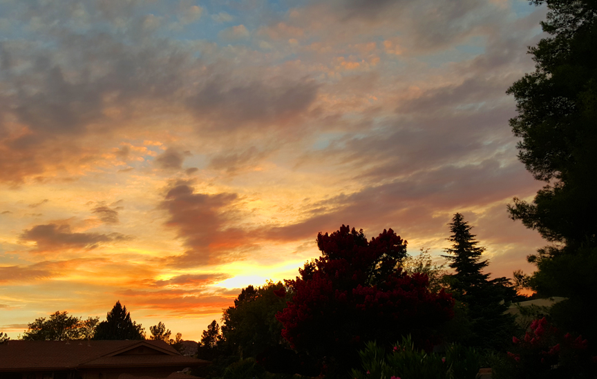 Picture of Arizona Sunset