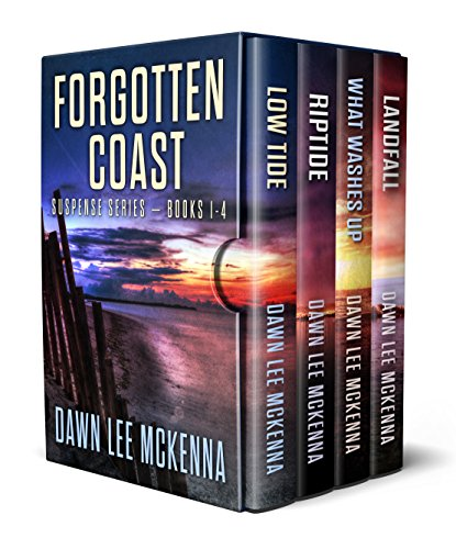 Book Review: Dawn McKenna – Forgotten Coast Florida Mystery Series