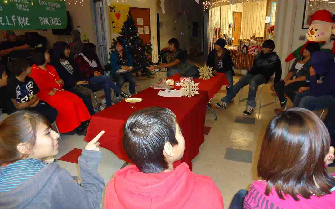 CRYP Will Host Christmas Parties for Youth on Dec. 7-8