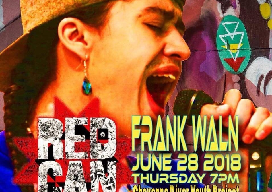 RedCan 2018: Frank Waln, Mylo Smith Jr., Dances With Words & More!