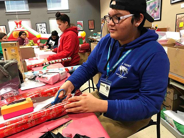 CRYP Seeks Volunteers to Help Bring Santa to Cheyenne River