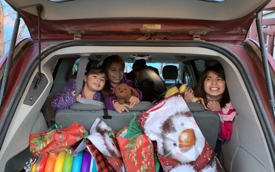 CRYP Serves More Than 265 Families in the 2020 Wo Otúh'an Wi Toy Drive