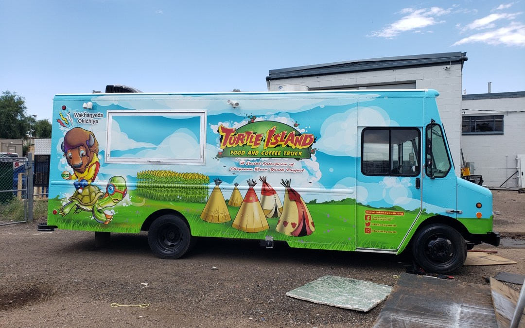 CRYP Announces Launch of Turtle Island Food & Coffee Truck, Closure of Keya Cafe