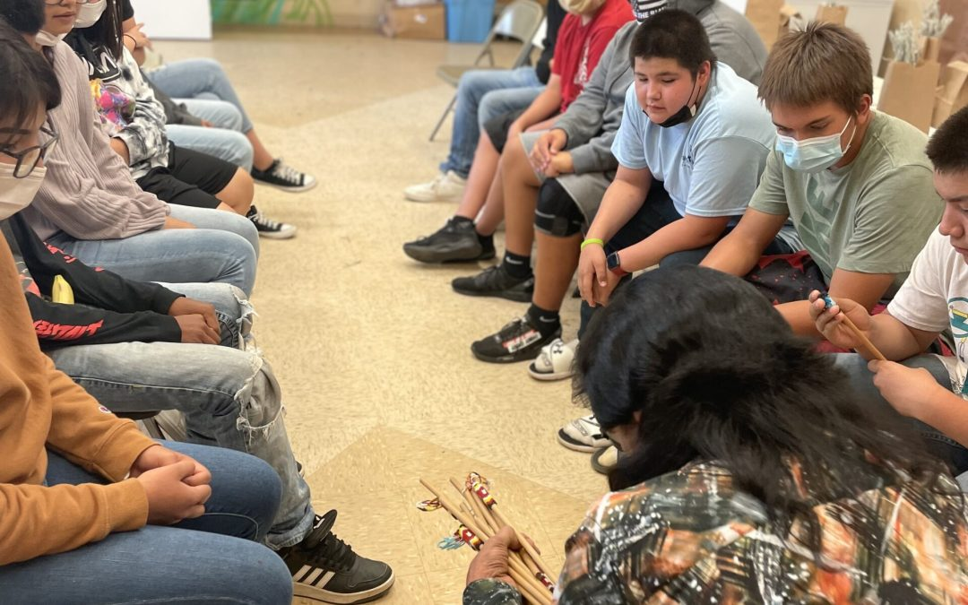 CRYP Concludes Summer Programming with Culture Camp & Arts Workshops