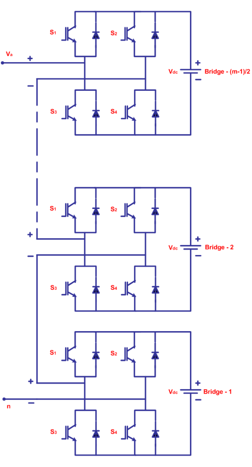 small resolution of 1 cascaded h bridge inverter