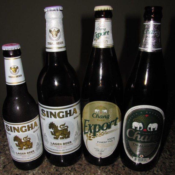 напитки таиланда тайское пиво
