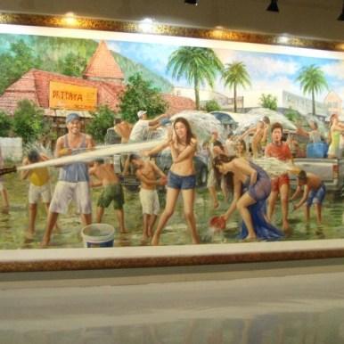 3D галерея Art in paradise Pattaya шланг