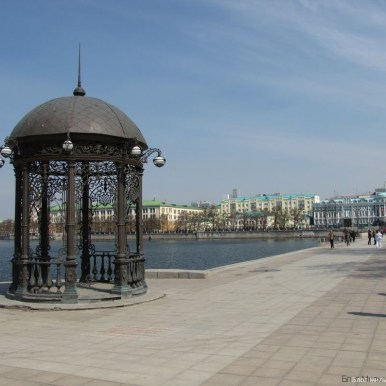 городской пруд екатеринбург центр екатеринбурга фото