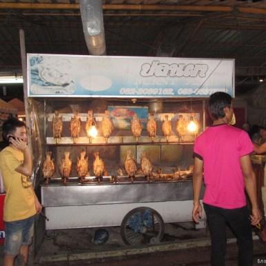 Ночной рынок Теппразит, Паттайя
