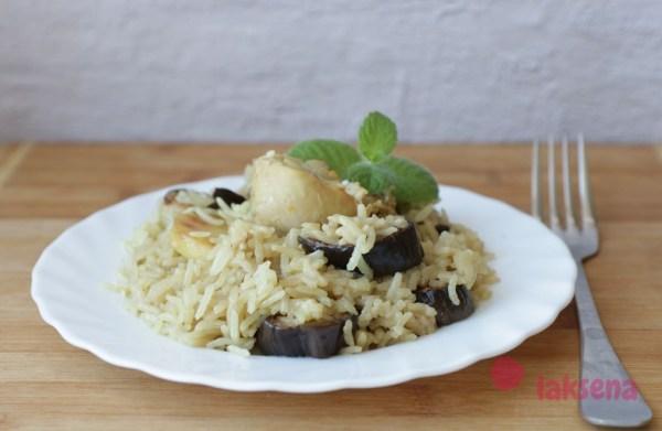 Маглюбе - экзотическое блюдо арабской кухни