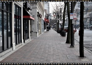 My shopping street