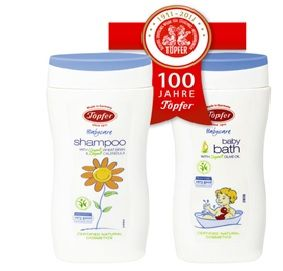 TOPFER BABY BATH AND BABY SHAMPOO
