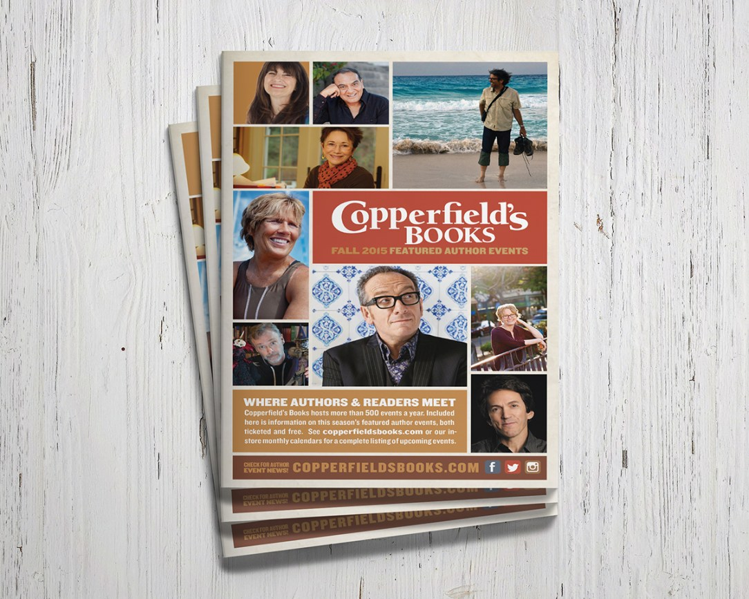 Copperfield's Seasonal Brochure