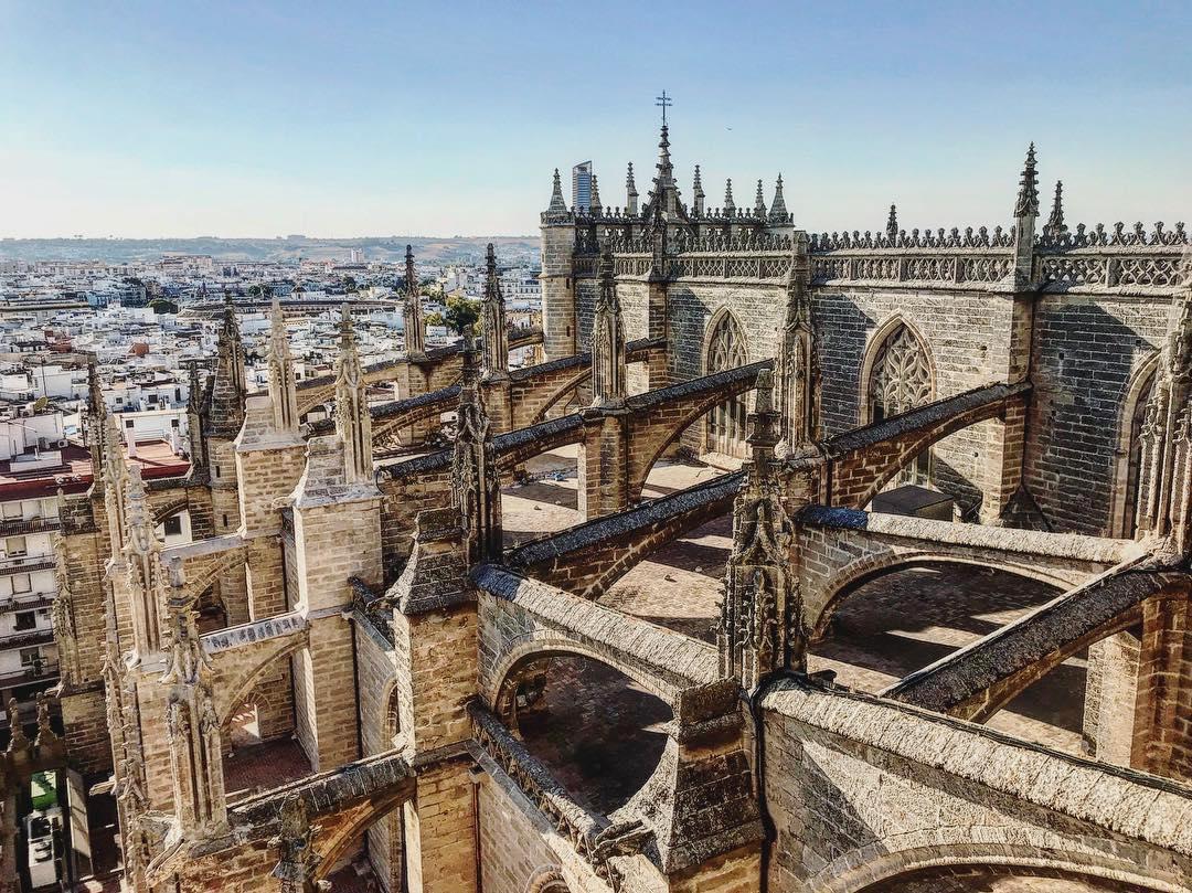 [西班牙塞維利亞Seville-景點] 哥德粉不能錯過的塞維利亞大教堂(Seville cathedral)/超推登塔/心得分享 - 老師旅行愛 ...