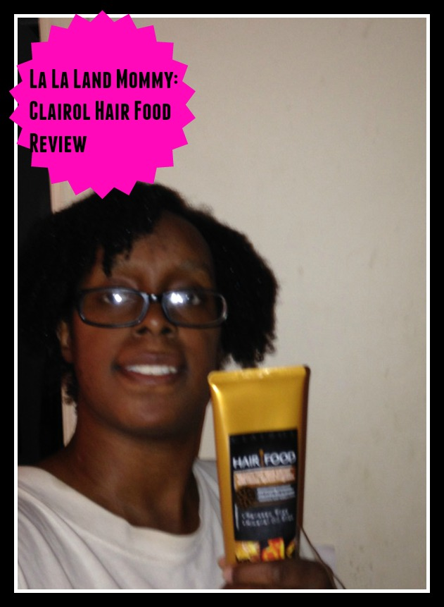 La La Land Mommy: Clairol Hair Food Review