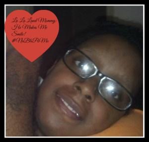 La La Land Mommy: He Makes Me Smile! #NaBloPoMo