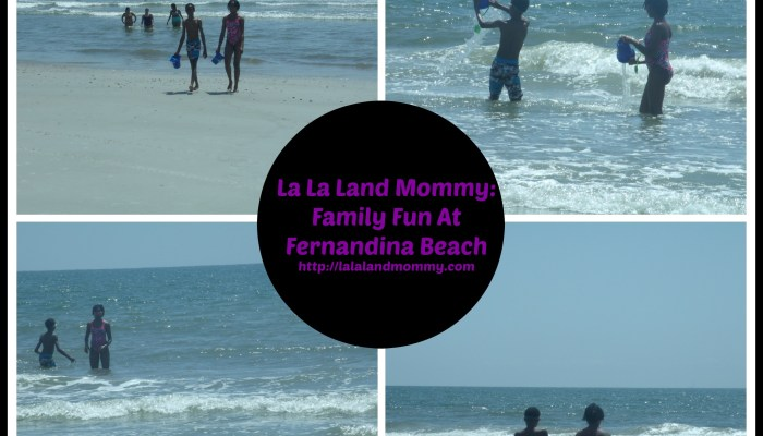 Family Fun In Fernandina Beach