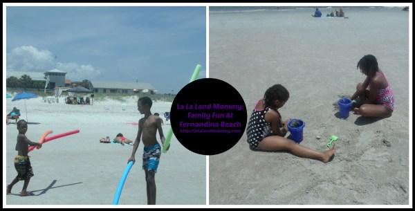 La La Land Mommy: Family Fun At Fernandina Beach