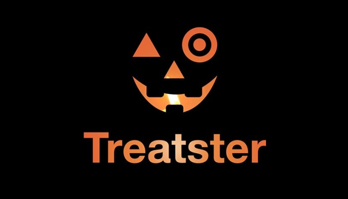 Target Debuts Their New Halloween Treatster App
