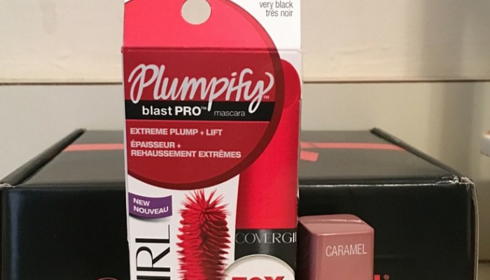 Covergirl Plumpify Mascara & Oh Sugar Lip Balm Review