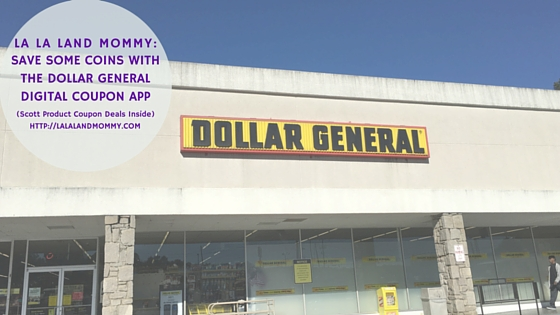 Save Some Coins With The Dollar General Digital Coupon App