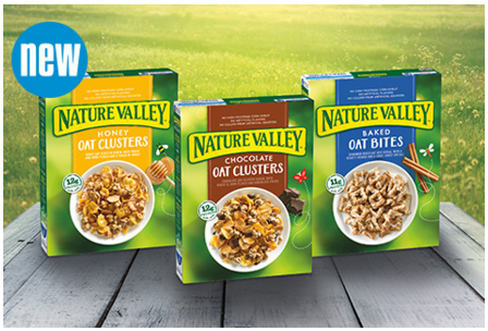 Power Your Morning With Nature Valley Cereal