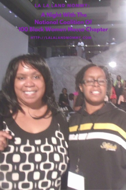 La La Land Mommy: A Night With The National Coalition Of 100 Black Women Mecca Chapter
