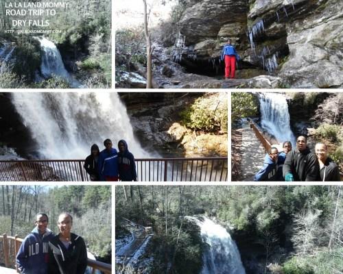 La La Land Mommy: Road Trip to Dry Falls