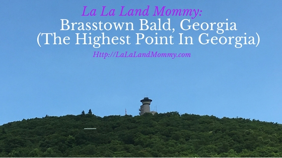 Brasstown Bald, Georgia (The Highest Point In Georgia)