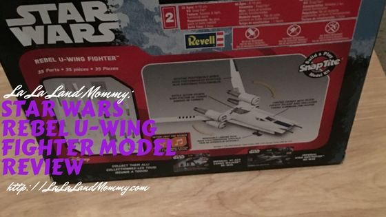 Star Wars Rebel U-Wing Fighter Model Review