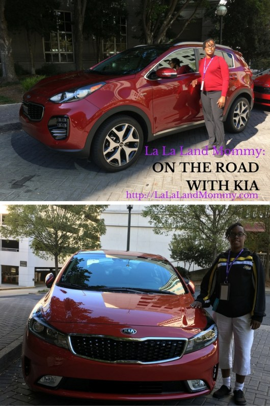 La La Land Mommy: On The Road With Kia