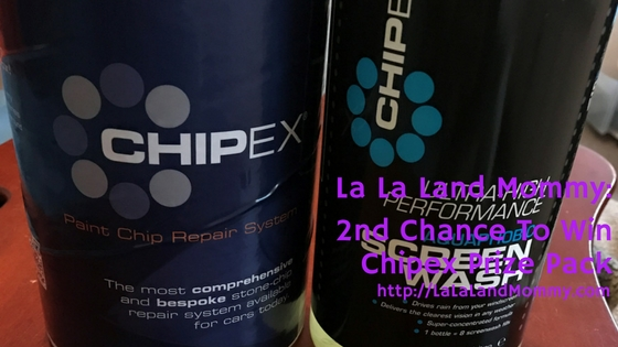 La La Land Mommy: 2nd Chance To Win Chipex Prize Pack