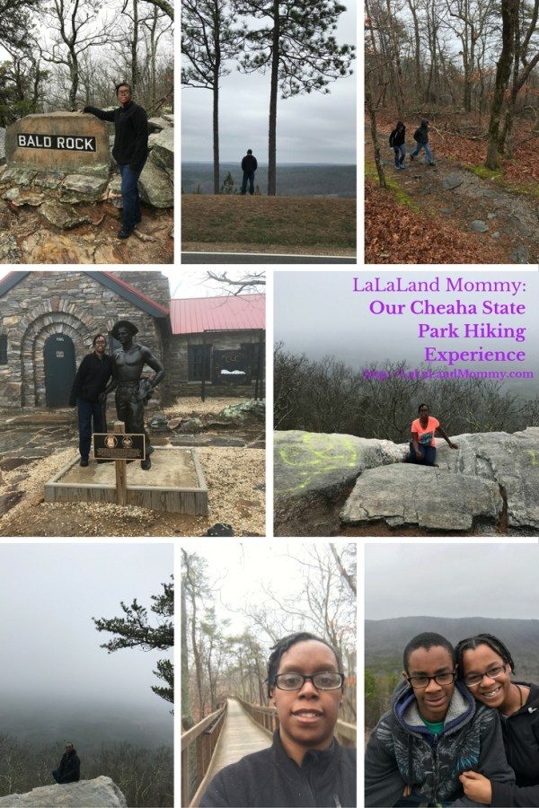 La La Land Mommy: Our Cheaha State Park Hiking Experience