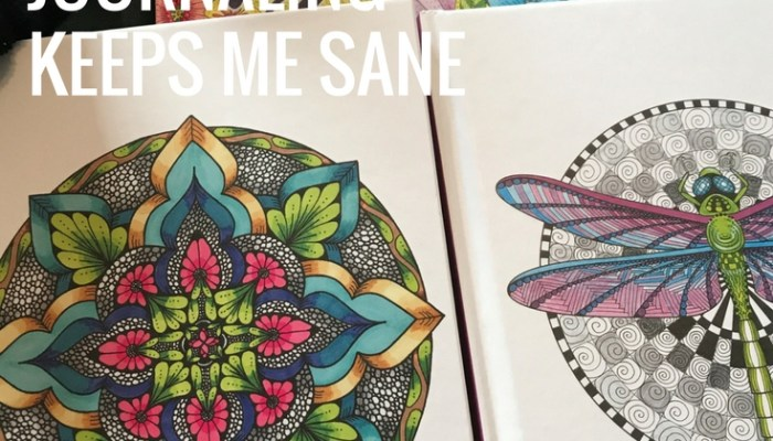 Grateful Friday: Journals Keep Me Sane