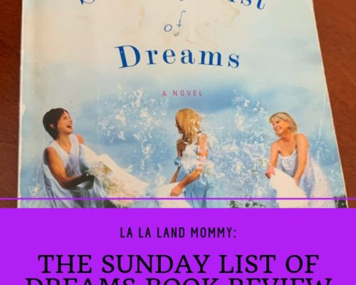 The Sunday List Of Dreams Book Review