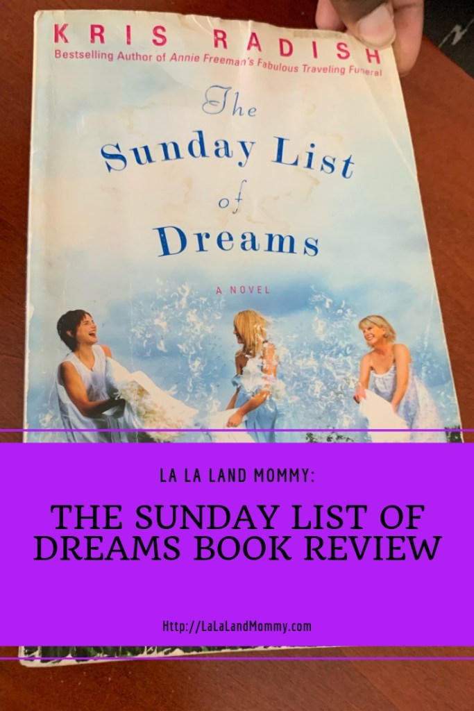 La La Land Mommy: The Sunday List Of Dreams Book Review