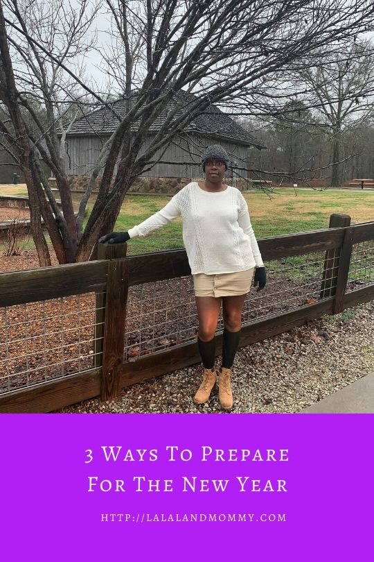 La La Land Mommy: 3 Ways To Prepare For The New Year