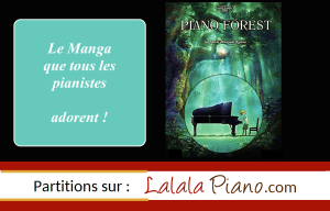MANGA : Piano Forest