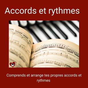accords et rythmes comprends et arrange tes propres accords et rythmes